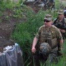 На Донбассе погиб боец, у которого осталась жена и полуторагодовалая дочка
