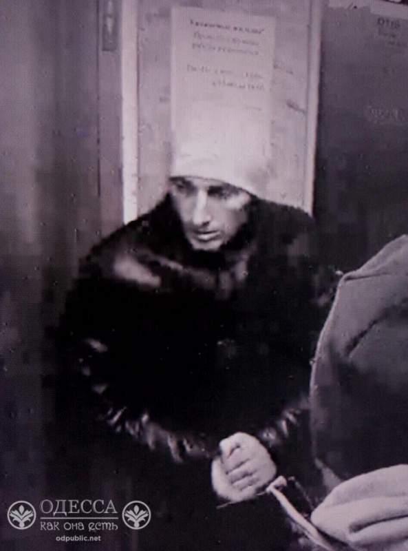 Ограбление по-одесски. Воры напали на хозяева квартиры (Видео)