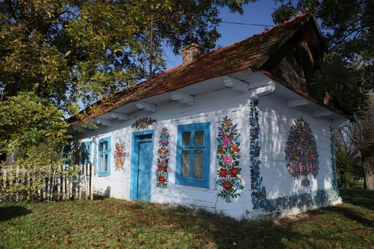 Цветочный рай: традиции крестьянской жизни в Залипье (фото)