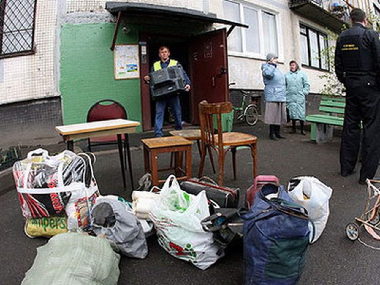 Судья из Кривого Рога выселил жильцов, чтобы поселиться в их квартире