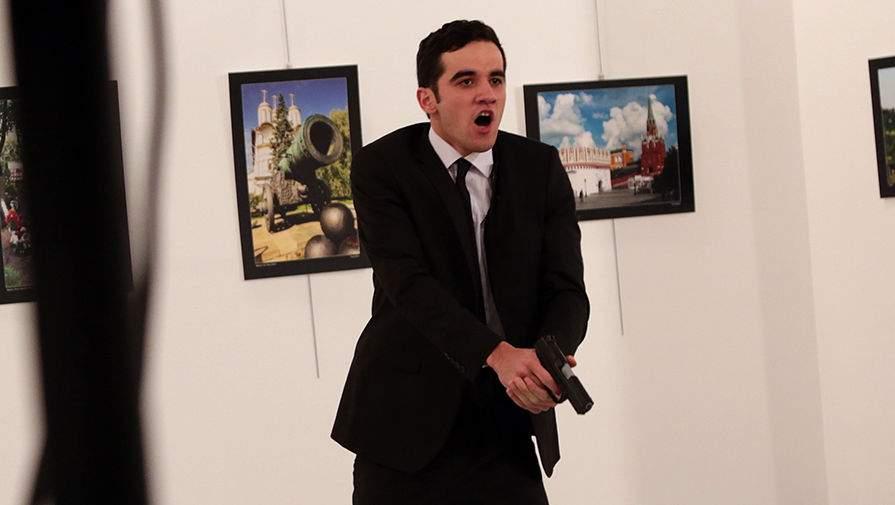 В Анкаре задержан сообщник убийцы российского посла Карлова