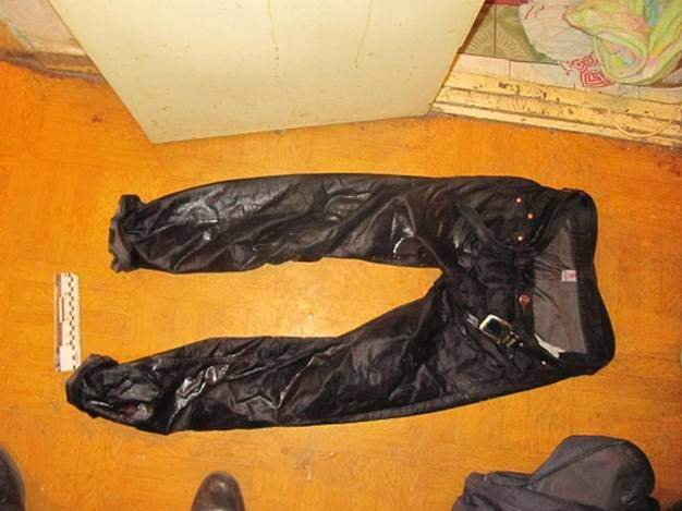 В столице провели арест квартирного вора из России (фото)