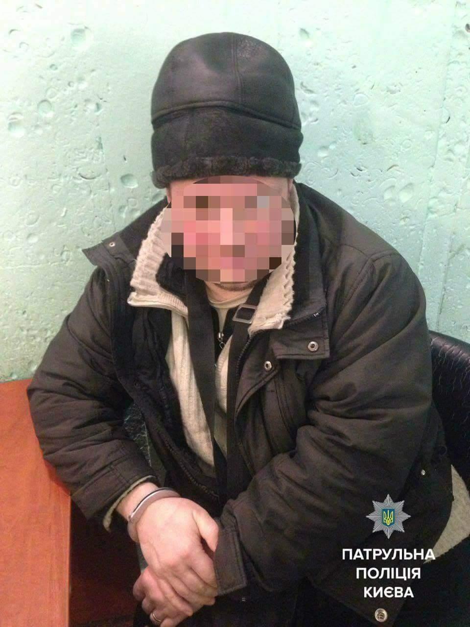 В столице задержали стрелявшего в собак злоумышленника