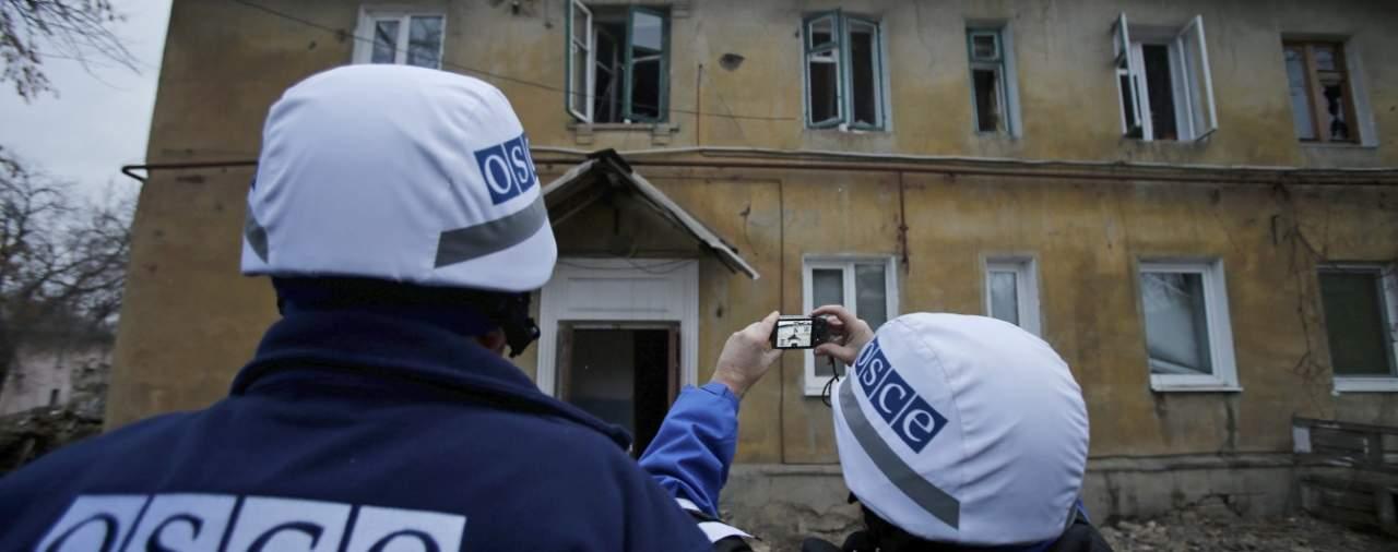 Захарченко и Плотницкий дали согласие обсудить с ОБСЕ Минские соглашения
