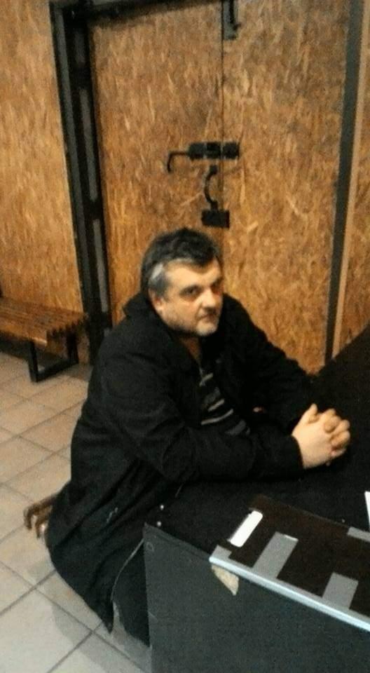 Активистку ВО