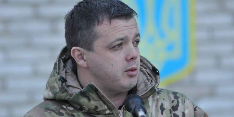 Нардеп  Семенченко  заявил, что власть не будет разгонять участников блокады до 22 февраля