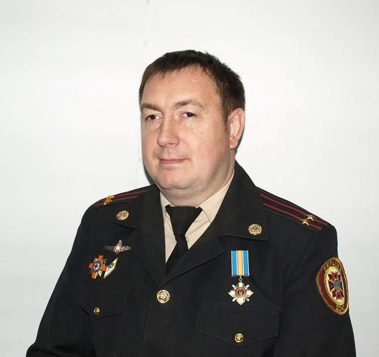 Раненный в Авдеевке подполковник ГСЧС скончался в больнице