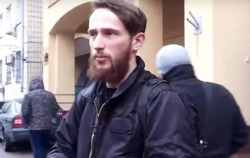 В Киеве нашли похищенного активиста: