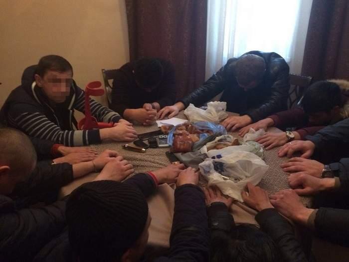СБУ перекрыла мощный канал незаконного сбыта янтаря (Фото)
