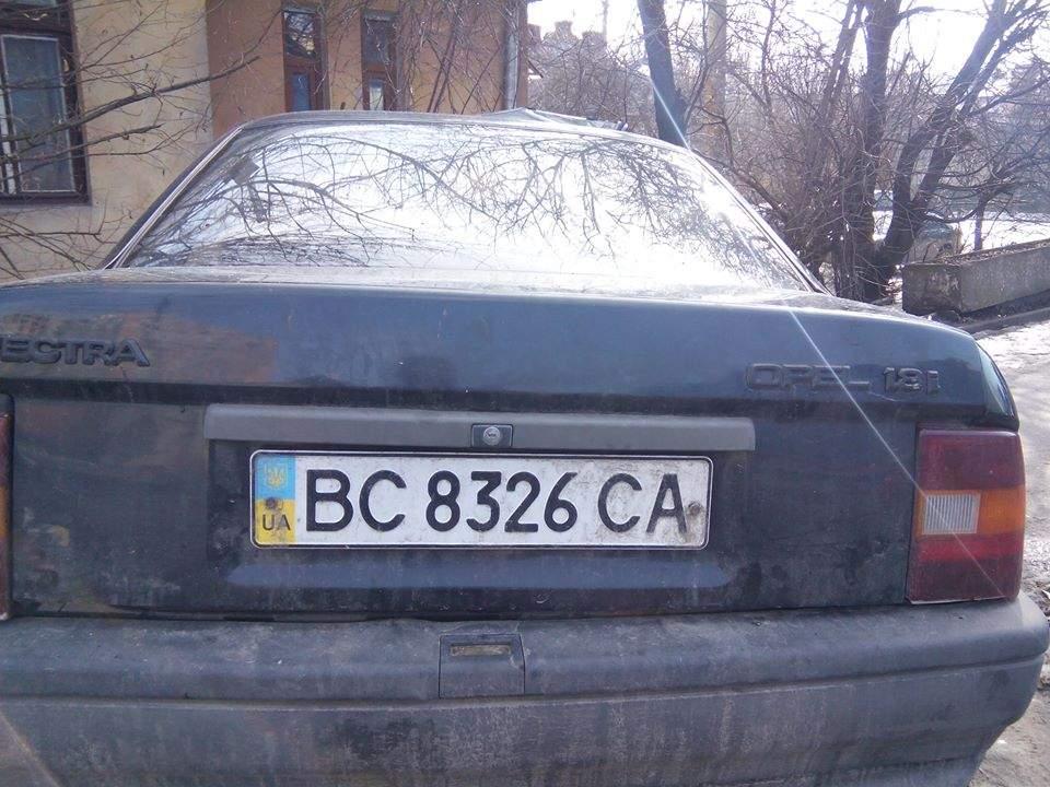 Во Львове виновник аварии госпитализирован с травмами (фото)
