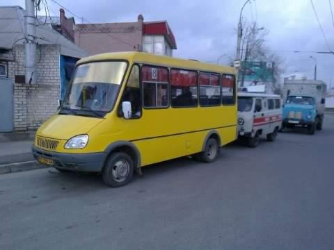 Харьковчане отказываются платить за проезд в некачественных маршрутках (Видео)