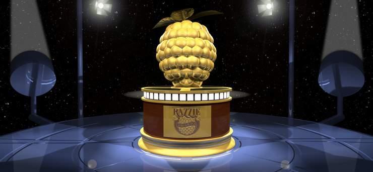 В Лос-Анджелесе наградят худших актеров: в номинациях представлены известные звезды Голливуда