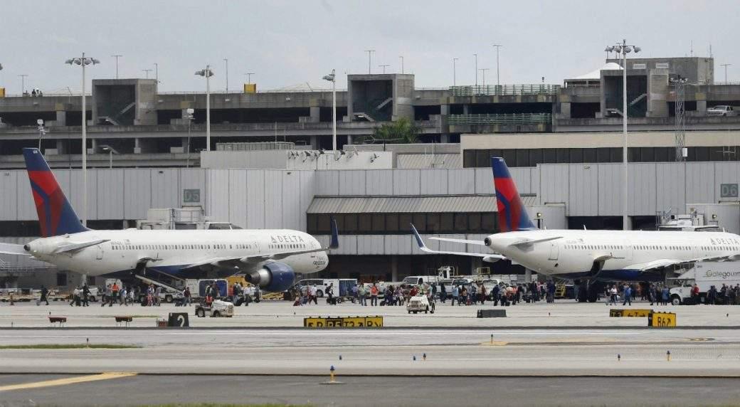 Сына Мохаммеда Али задержали в аэропорту Флориды