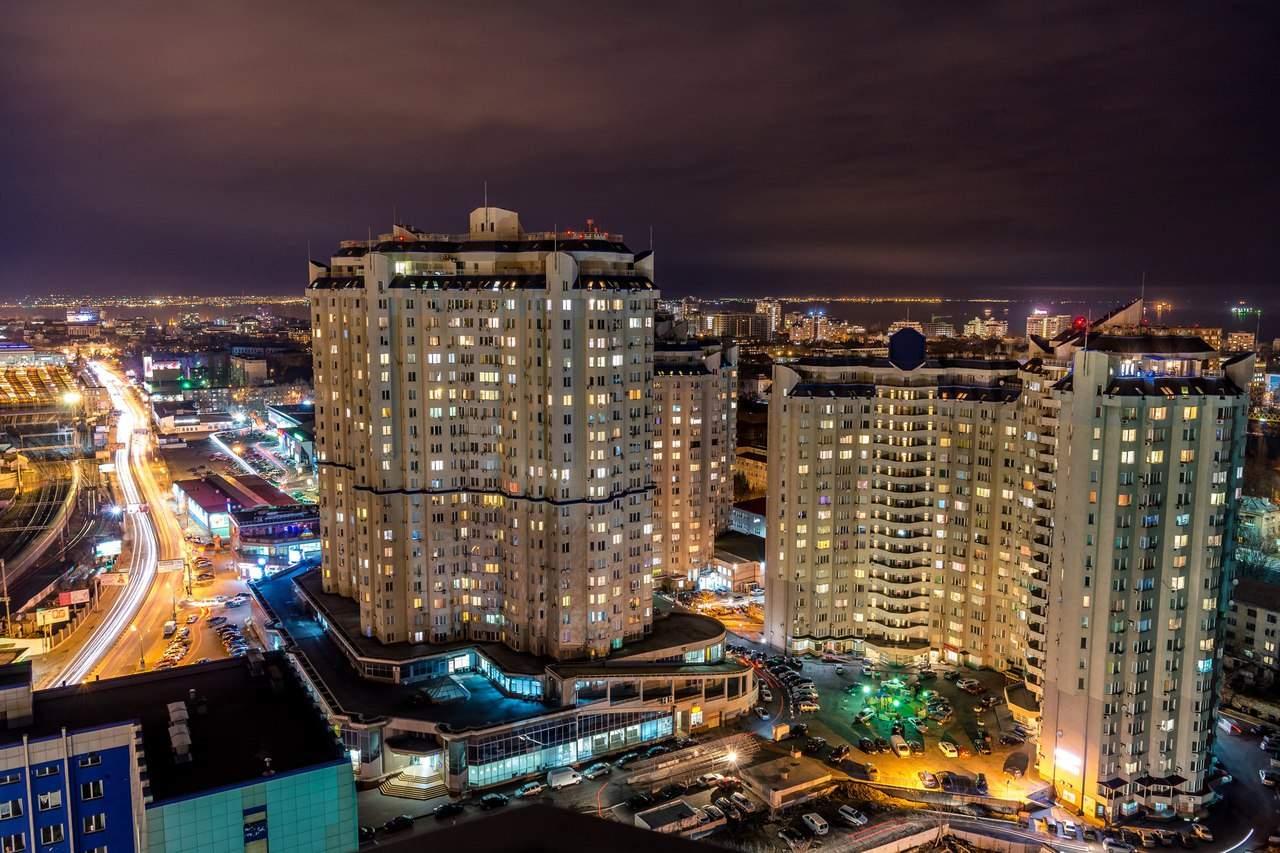 Последние зимние дни в яркой Одессе (Фото)