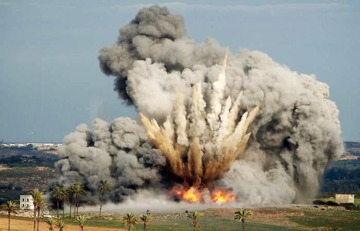 Мощнейший авиаудар в Сирии унёс жизнь 22 человек мирного населения