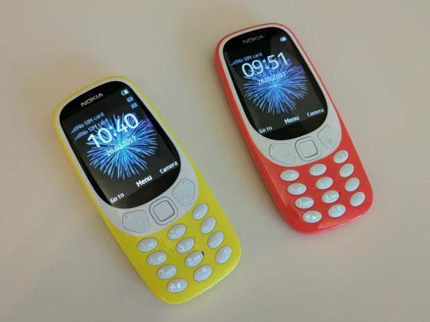 Состоялась официальная презентация Nokia 3310 (Видео)