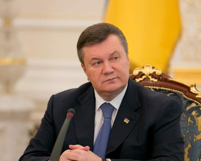 Янукович поведал о перипетиях личной жизни