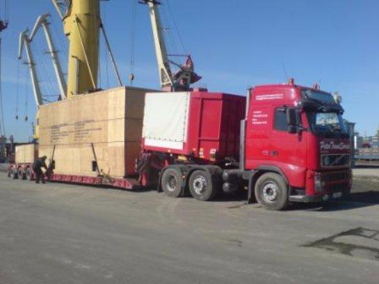 Перевозка оборудования быстро и качественно