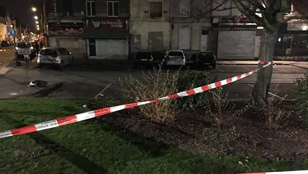 В центре французского города произошла стрельба в результате  три человека получили ранения