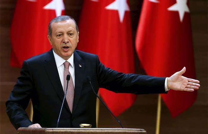 Турецкий лидер призвал общественность к плебисциту против членства в ЕС