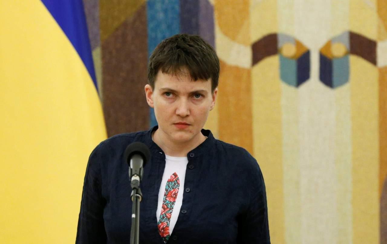 Нардеп Савченко удивила общественность вокальным талантом (видео)