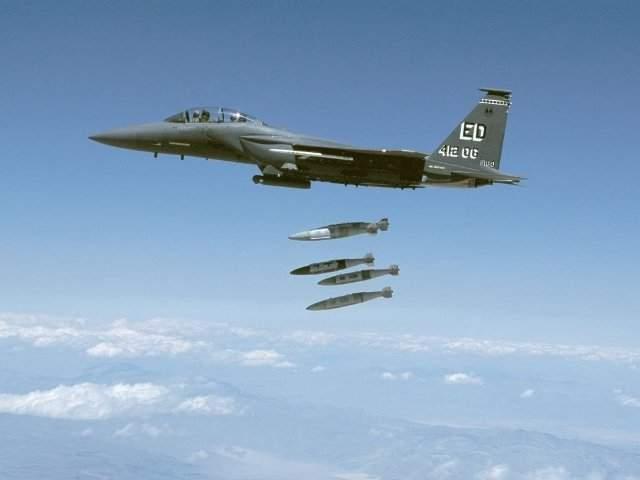 ВВС США ликвидировали командира крупнейшей террористической организации