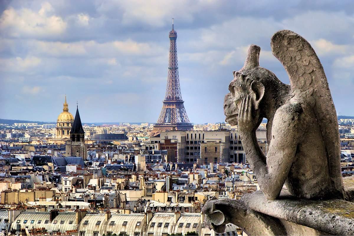 Азиатский квартал Парижа захлестнули уличные разборки