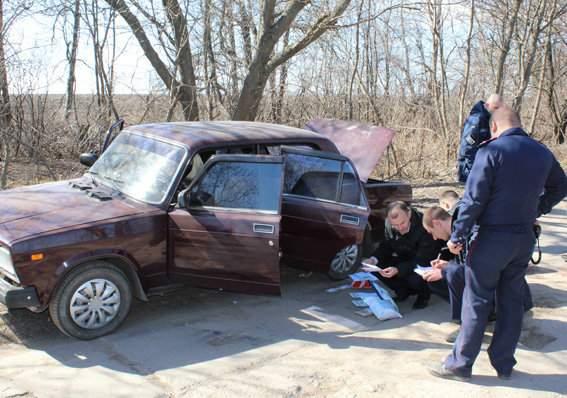 В Кропивницком обнаружили труп таксиста