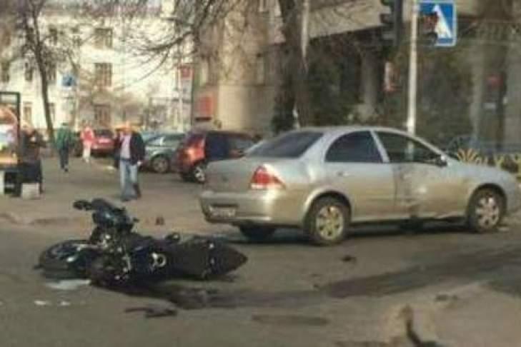 В столице произошло кровавое ДТП с пострадавшими (Фото)