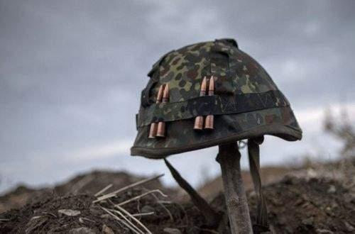 На Авдеевском направлении в результате ожесточенного боя погибли двое украинских военнослужащих