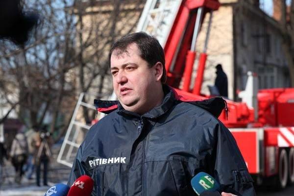 В Одессе экс-глава ГСЧС области был арестован по