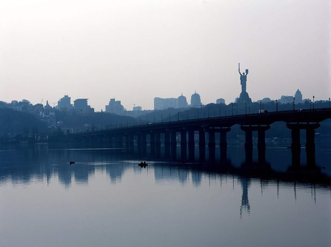 Сказочные снимки волшебного Киева (Фото)