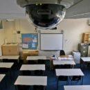 В киевских школах установят камеры видеонаблюдения