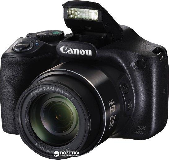 Макросъемка с помощью Canon PowerShot SX540 HS