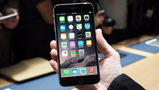 Apple признала наличие дефекта в iPhone 6 Plus