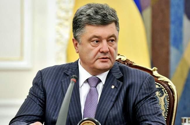 Доход Порошенко составил более 12 миллионов гривен