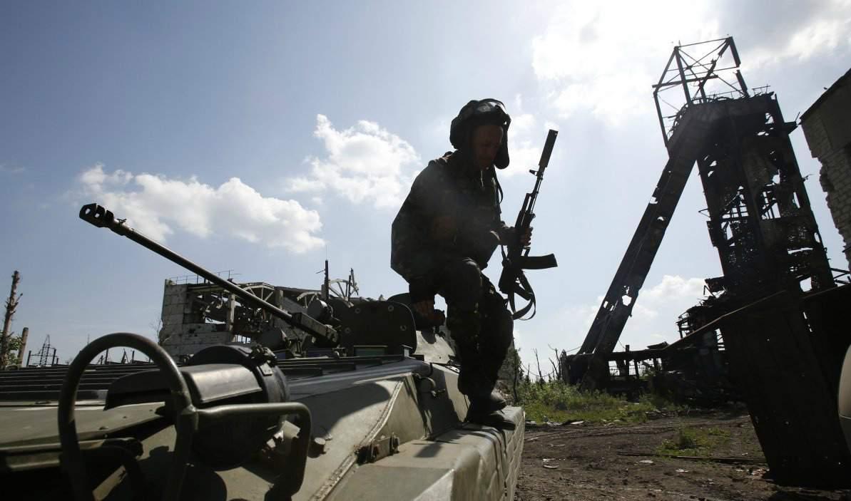 В АТО продолжается нарушение режима тишины. Четверо военнослужащих получили ранение