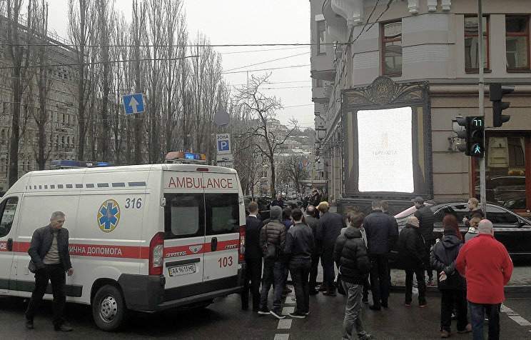 До дня убийства Вороненкова киллер пребывал в Донецке