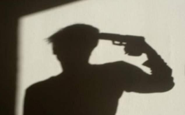 В Харькове мужчина смастерил ружье и застрелился
