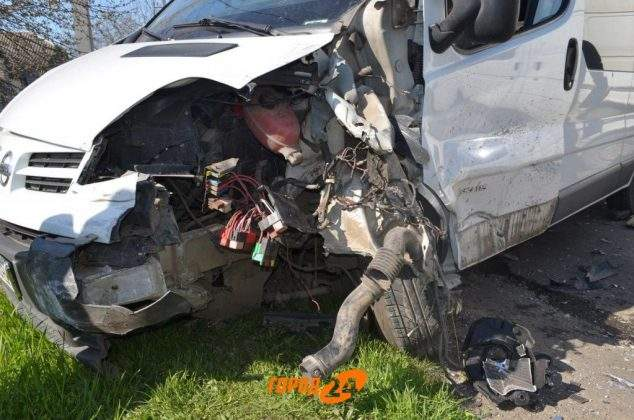 Кровавое ДТП в Одесской области: Есть пострадавшие (Фото)