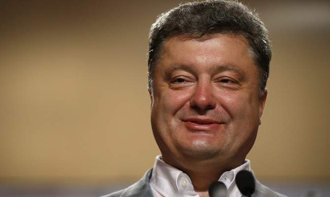 В этом году на перелеты Порошенко будет потрачено 35 млн гривен