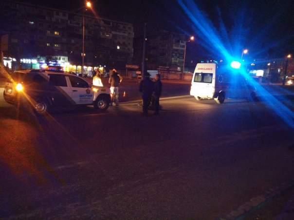 В Харькове сбили пешехода