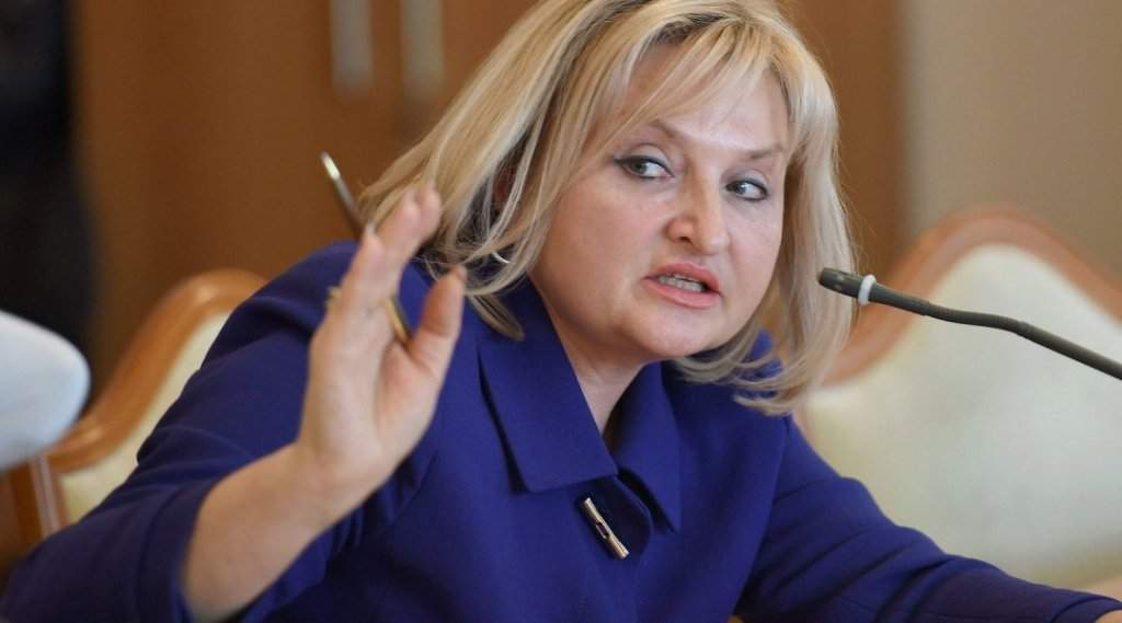 Журналист рассказал об эволюции супруги Генпрокурора в Верховной Раде