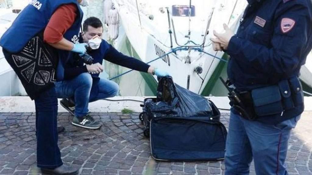 Жуткая находка: к берегам Адриатического моря прибило чемодан с телом россиянки
