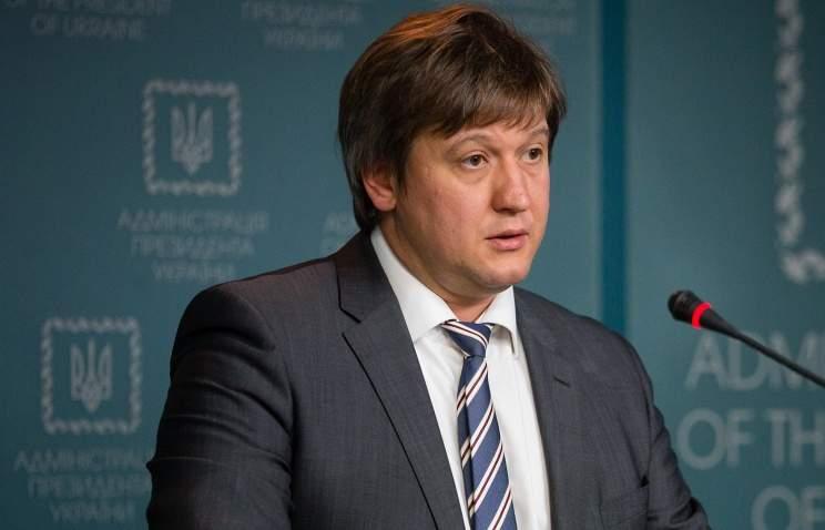 Министр финансов Украины заявил, что не поддерживает снятие санкций с российских банков