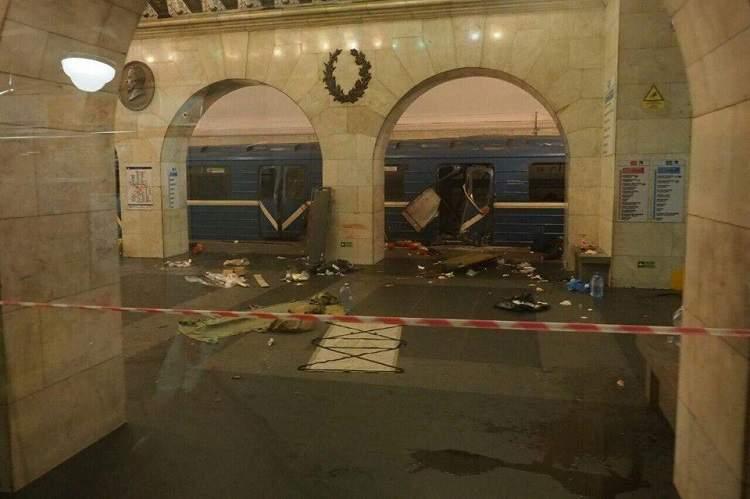 Терроризм, как эпидемия: в Санкт-Петербурге семиклассник несколько раз «минировал» метро