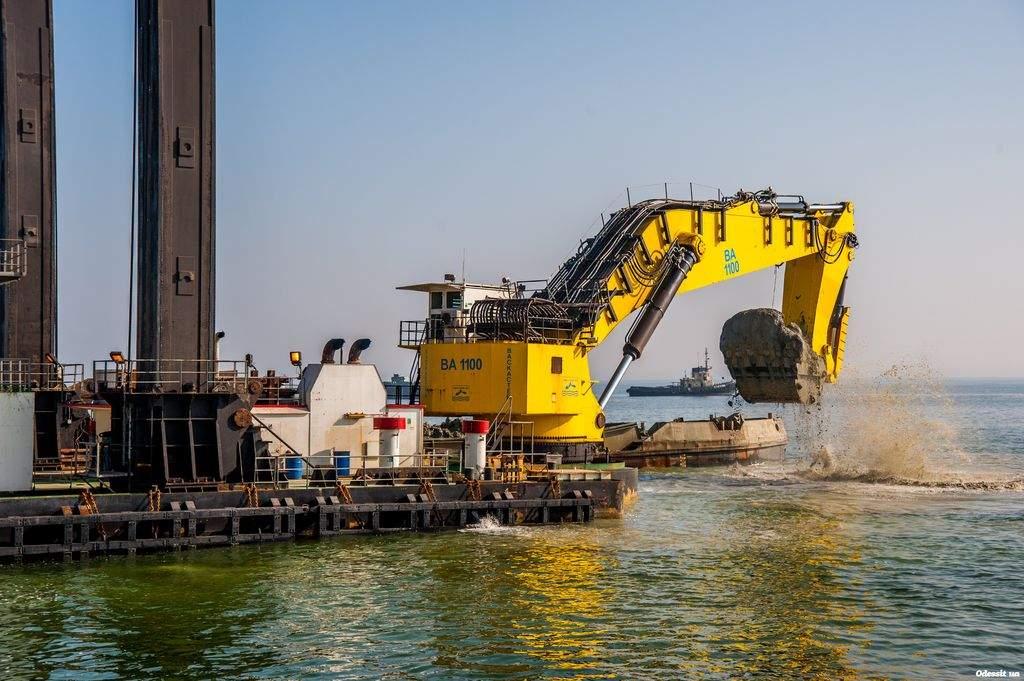 НАБУ подало иск в суд из-за недействительных работ в портах на сумму 712 млн грн