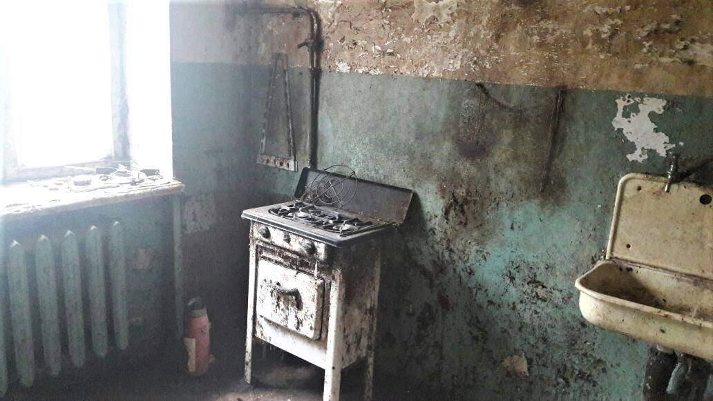 В Киеве пенсионер-интеллигент смог вернуть квартиру после трёхлетнего бомжевания (фото)