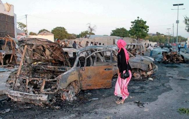 В Сомали прогремел мощный взрыв: погибли 20 человек