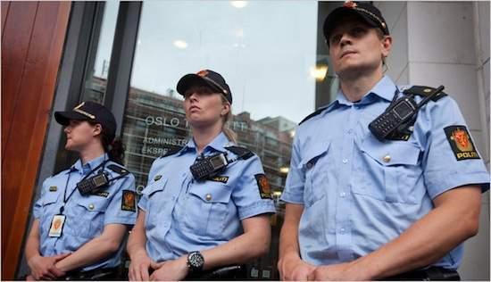 В Норвегии был задержан 17-летний выходец из России по подозрению в организации теракта